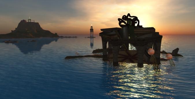 The Ruined Sea Gat on Shengri LaLove