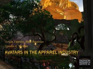 Research Institute AAFA Title Slide Avatar Talk
